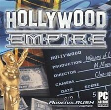 Hollywood Empire  Battle 7 other computer controlled studios   7 8 Vista XP  NEW