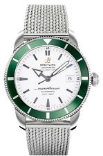 NEW BREITLING AEROMARINE SUPEROCEAN HERITAGE 42 MENS WATCH   A1732136/G717-154A