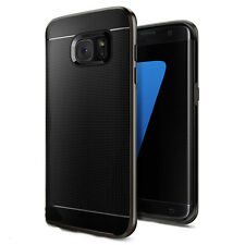 Fashion  Hard Bumper Hybrid Soft Rubber Skin Case Cover For Samsung Galaxy Phone