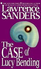The Case of Lucy Bending, Sanders, Lawrence, 0425100863, Book, Acceptable