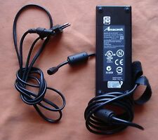 AmacroX Laptop N12 Adaptateur model : AX120-AAC 19V ; 6.32A MAX: 120 watts