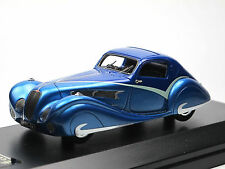 Luxcar 018, 1936 Delahaye 135 Competition Teardrop Coupe Figoni & Falaschi 1/43