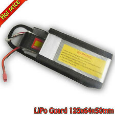 LiPo Guard Battery Charging Protection Safe Explosion-Proof Bag 125x64x50mm S