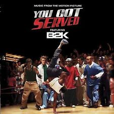 B2k - B2k Presents You Got Served (2003) - Used - Compact Disc