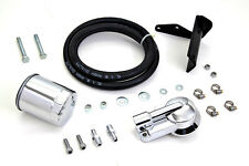 REMOTE OIL FILTER & BRACKET KIT FITS HARLEY SHOVELHEAD FL-FX 1970-84 BOBBER CHOP