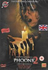 PHOONK 2 - SUNDEEP - NEERU BAJWA - BRAND NEW HORROR BOLLYWOOD DVD - FREE UK POST