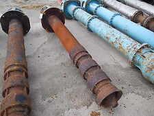 Peabody Floway 2 Stage Vertical Turbine Pump, Size 12, Type FKH