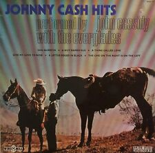 John Cassidy With The Everglades.  Johnny Cash Hits.  12 Tracks.  WMD161.  33RPM