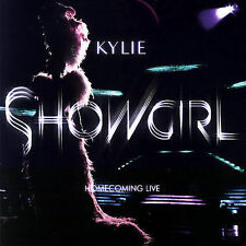 Showgirl Homecoming Live 2007 by MINOGUE,KYLIE ExLibrary