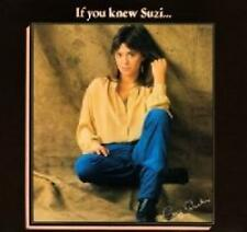 Suzi Quatro - If You Knew Suzi (NEW CD)
