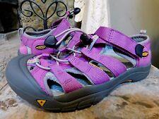 Keen Women H2O Waterproof Sandals Newport Canvas US 7 - 7 1/2  38 EU