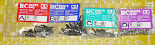 New From Kit - Tamiya The Frog Screw Bags ABC&D 9465662,9465663,9465664,9465665