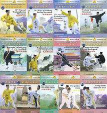 Chinese Kungfu Martial Art Series of Wudang Martial Art - Yue Wu 13DVDs