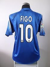 Luis FIGO #10 Real Madrid Third Football Shirt Jersey 2004/05 (L)