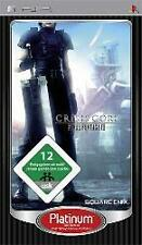Playstation Sony PSP FINAL FANTASY 7 CRISIS CORE Platinum Top Zustand