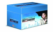 "GREY'S ANATOMY COMPLETE SEASON 1-12 COLLECTION DVD BOX SET 70 DISCS ""NEW&SEALED"""