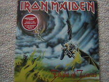 "IRON MAIDEN ""FLIGHT OF ICARUS"" / ""I'VE GOT THE FIRE"" 7"" 45 FACTORY SEALED MONTRO"