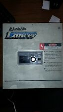 USED LOUIS ALLIS LANCER 92046 ADJUSTABLE FREQUENCY DRIVE L1 3/4HP 3PHASE 6AMPS 2
