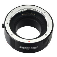AF Auto Focus 25mm Electronic Macro Extension Tube Ring for Canon EF EF-S Camera