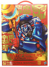 TRANSFORMERS PLATINUM 2013 YEAR OF SNAKE ASIAN EXCLUSIVE ULTRA MAGNUS 8 INCHES