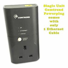 COMTREND 9020 POWERLINE ADAPTER 200Mbps Black Ethernet Adapter - Replacement x 1