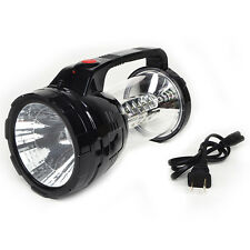 Ultimate LED Lantern- Flashlight Combo Rechargeable-Solar Powered-Light weight