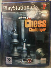 Play it Chess Challenger (PS2) Sony PlayStation 2