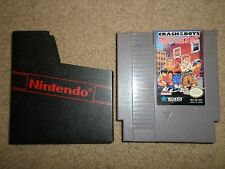 Crash 'N' the Boys: Street Challenge (Nintendo Entertainment System, 1992)