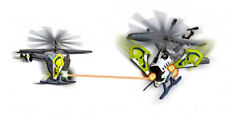 Air Terminators R/C Helicopters with Infrared Air-to-Air Battle Technology