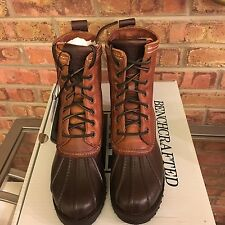 NEW Frye Women's Veronica Duck Boots Shearling Lined 5.5 Expresso Multi