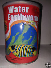 FD Water Earthworms Fish Food - 110 gm - Fresh Arrival