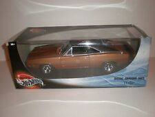 1/18 Hotwheels 1969 Dodge Charger