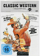 SPIKES GANG, BARQUERO, TAKE A HARD RIDE - 3 Classic Westerns -