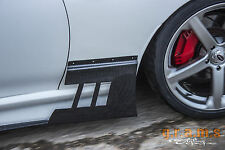 Toyota Supra Ridox Style Side Diverters for Performance, Body Kit, Side Skirts