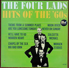 LP  The Four Lads Hits of the `60s, USA Pressung