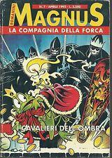 LA COMPAGNIA DELLA FORCA N. 7 ed. GRANATA PRESS