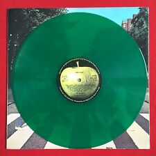 THE BEATLES - Abbey Road - Very Rare Original UK Green Vinyl Export (Record)