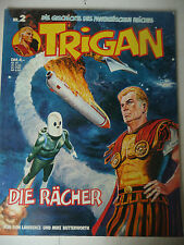 TRIGAN - DIE RAECHER N.2 - VON DON LAWRENCE - MIKE BUTTERWORTH - A11