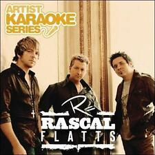 ARTIST KARAOKE SERIE-RASCAL FLATTS CD NEW