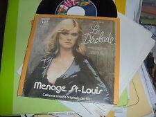 "7"" OST LA DEROBADE MANEGE ST.LOUIS VLADIMIR COSMA EX+/N-MINT"