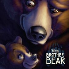 Brother Bear [Blister] by Phil Collins (CD, Oct-2003, Disney)