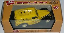 FIAT 1100 E VAN 1947 I.P.S. ITALY  BS003 LIMITED EDITION BRUMM SCOTTOY 1/43