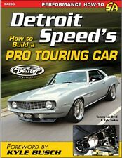 SA293 Detroit Speed's How To Build A Pro Touring Car Suspension Engine Brakes