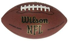 WILSON WTF1793 NFL JUNIOR Size Super Grip Performance Composite Leather Football