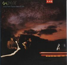 Genesis - ...And Then There Were Three... JAPAN PROMO LP