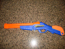 buzz bee double shot nerf gun shotgun