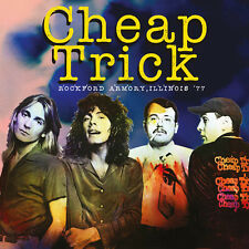 CHEAP TRICK - Rockford Armory, Illinois '77. New CD + sealed ** NEW **