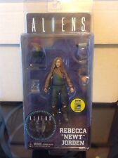 """NECA Aliens Rebecca """"NEWT"""" Jorden 2016 SDCC Exclusive Action Figure New"""