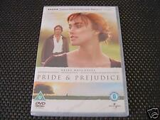 DVD: Pride & Prejudice : Keira Knightly : Sealed