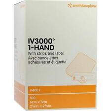 OPSITE IV3000 6x7cm transparente Kanülenfixierung 100 St